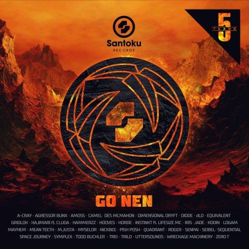 Various Artists – Go Nen LP (2018)