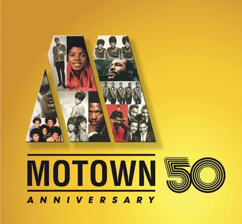 VA - 50 Years Of Motown Records [3CD Set] (2009)