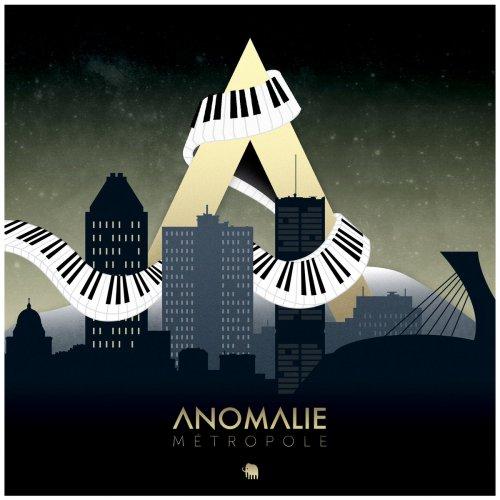 Anomalie - Métropole (2017) FLAC