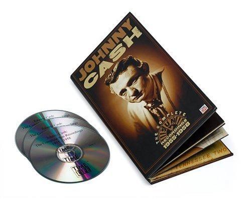 Johnny Cash - The Complete Sun Recordings 1955-1958 [3CD Box Set] (2005)