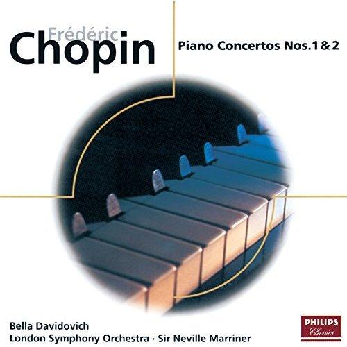 Bella Davidovich, London Symphony Orchestra, Sir Neville Marriner - Chopin: Piano Concertos Nos. 1 & 2 (2005)