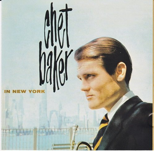 Chet Baker - In New York (1958) [2004 SACD]