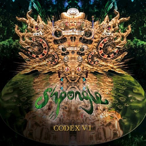 Shpongle - Codex VI (Limited Edition) [CD-Rip] (2017)