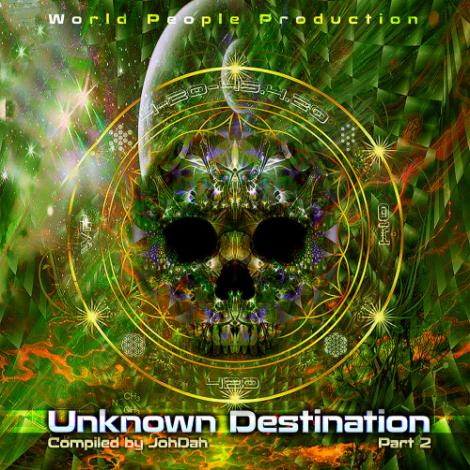 Various Artists - Unknown Destination Part 2 (2017)