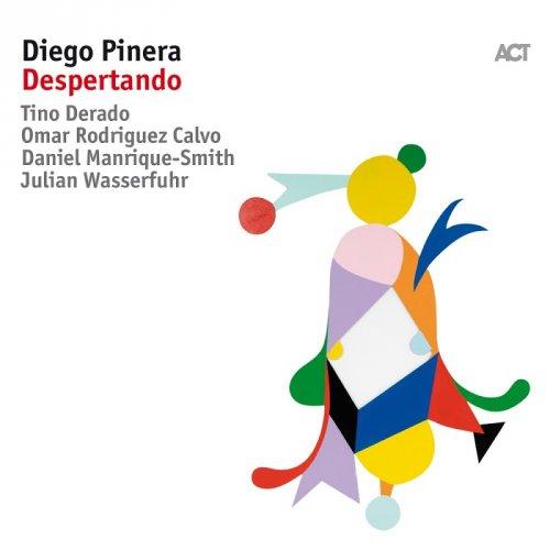 Diego Pinera - Despertando (2018) [Hi-Res]