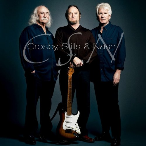 Crosby, Stills & Nash - CSN 2012 (2012) [HDTracks]