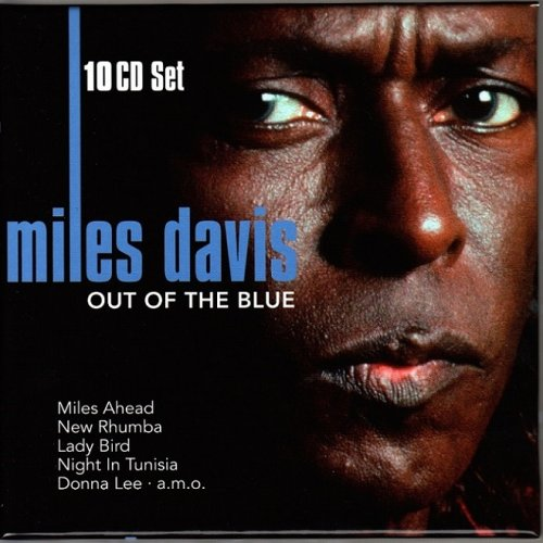 Miles Davis - Out Of The Blue [10 CD Box Set] (2008) Lossless