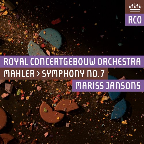 Mariss Jansons & Royal Concertgebouw Orchestra - Mahler: Symphony No. 7 in E Minor (2018) [Hi-Res]