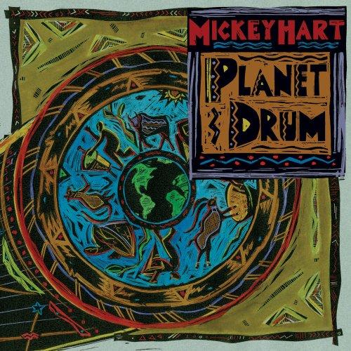 Mickey Hart - Planet Drum (1991/2016) [HDTracks]