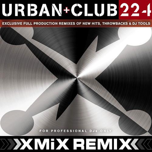 Various Artists - X-Mix Urban & Club Series 224 (2017)