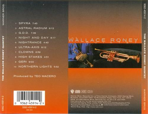 Wallace Roney - The Wallace Roney Quintet (1996)