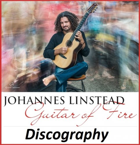 Johannes Linstead - Full CD Discography (1999-2017) CD Rip