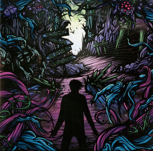 A Day To Remember ‎- Homesick (2009) LP