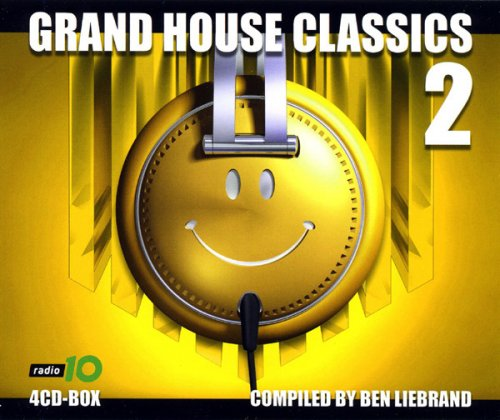 VA - Grand House Classics 2, Compiled By Ben Liebrand (2018)