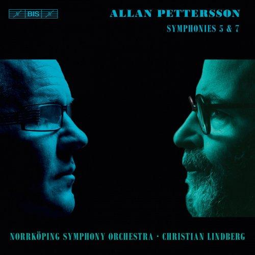 Norrköpings Symfoniorkester, Christian Lindberg - Pettersson: Symphonies Nos. 5 & 7 (2018) [Hi-Res]