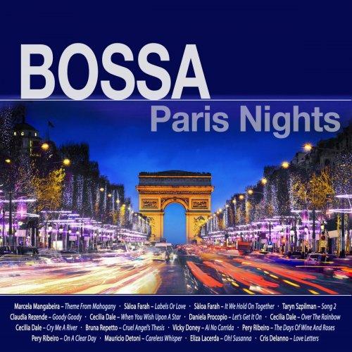 Various Artists - Bossa Paris Nights (2018) FLAC