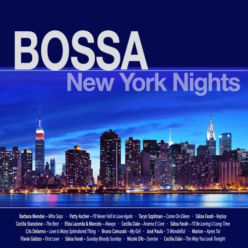 Various Artists - Bossa New York Nights (2018)