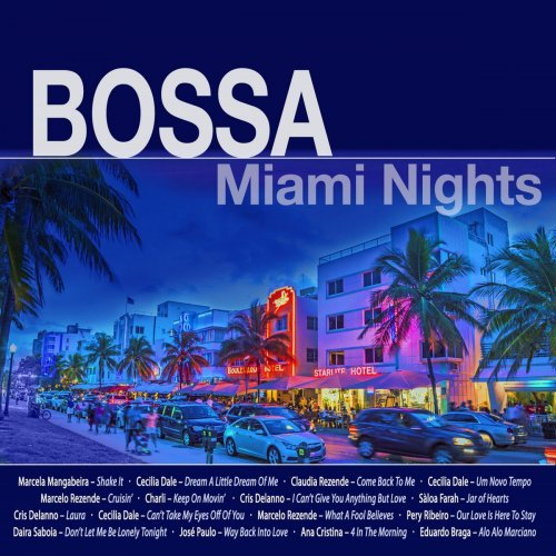 Various Artists - Bossa Miami Nights (2018)