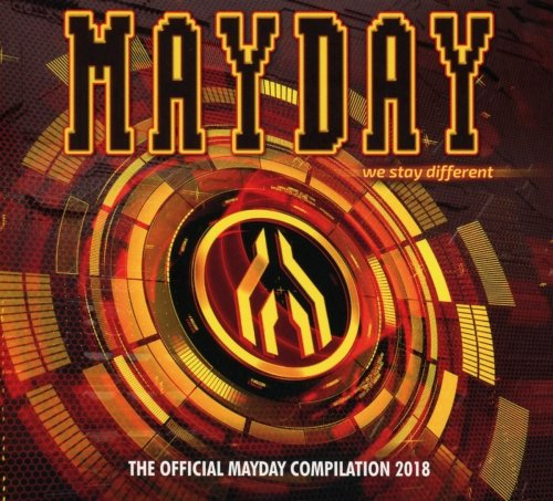 VA - Mayday We Stay Different The Official Mayday Compilation 2018 (2018)