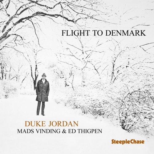 Duke Jordan - Flight To Denmark (1974/1990) FLAC