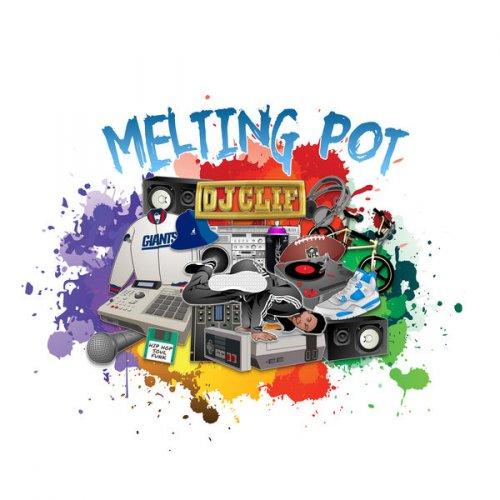 Dj Clif - Melting Pot (2018) [Hi-Res]