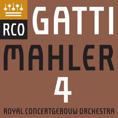 Royal Concertgebouw Orchestra & Daniele Gatti - Mahler: Symphony No. 4 in G Major (2018) [Hi-Res]