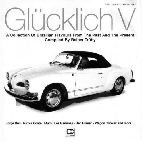 Various Artists - Glücklich, Vol.05 (2002) [CD-Rip]