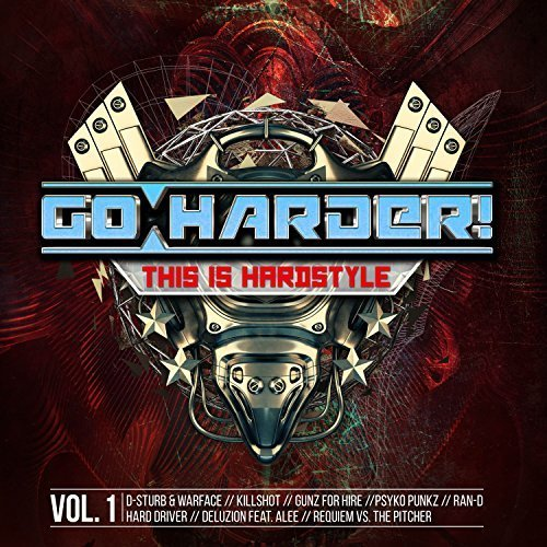 VA - Go Harder This Is Hardstyle (2018)