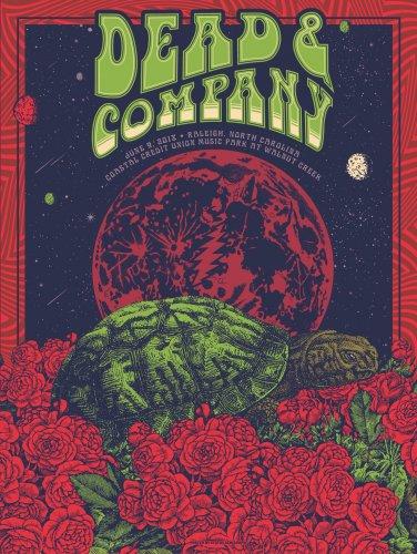 Dead & Company - 2018-06-09 Coastal Federal Credit Union Music Park at Walnut Creek, Raleigh, NC (2018)