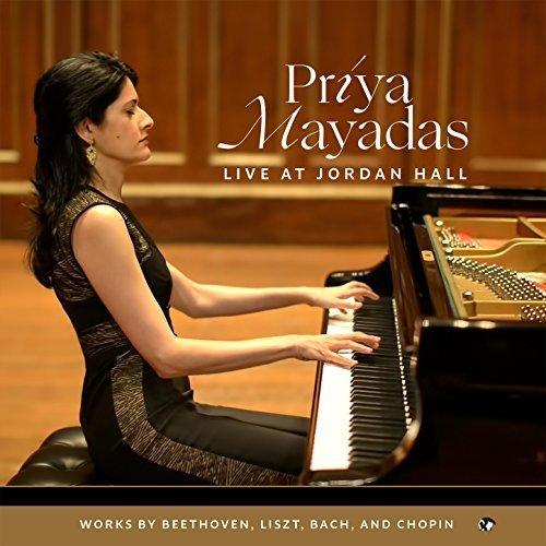Priya Mayadas - Live at Jordan Hall (2018)