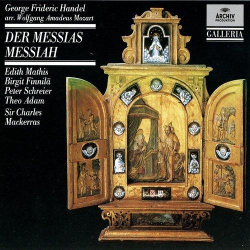 Charles Mackerras - Handel: Messiah (1999)
