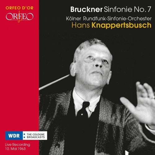 WDR Sinfonieorchester Köln & Hans Knappertsbusch - Bruckner: Symphony No. 7 in E Major, WAB 107 (1885 Version, Ed. A. Gutmann) (2018)