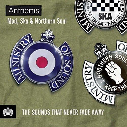VA - Anthems Mod Ska And Northern Soul - Ministry Of Sound (2018)