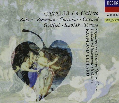 Raymond Leppard - Cavalli: La Calisto (1993)
