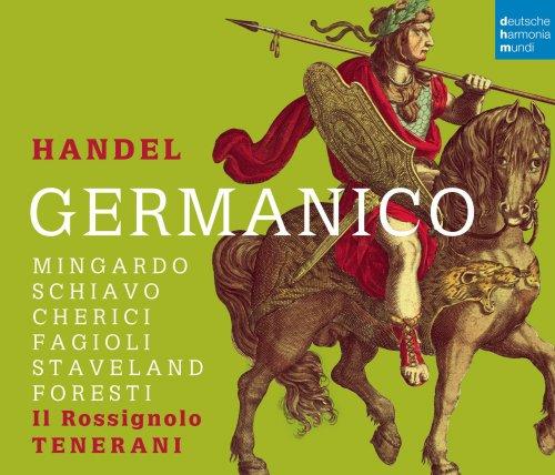 Ottaviano Tenerani & Il Rossignolo - Handel: Germanico (2011)