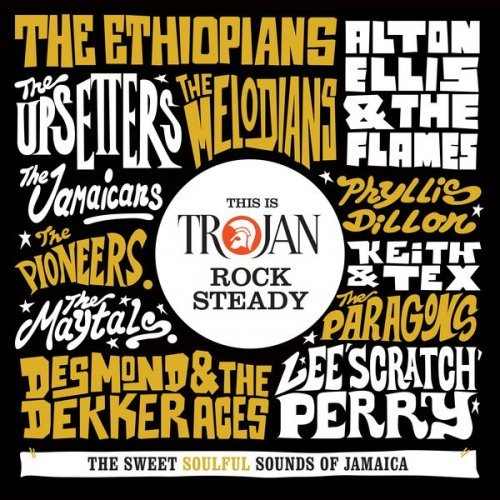VA - This Is Trojan Rock Steady (2018) Lossless