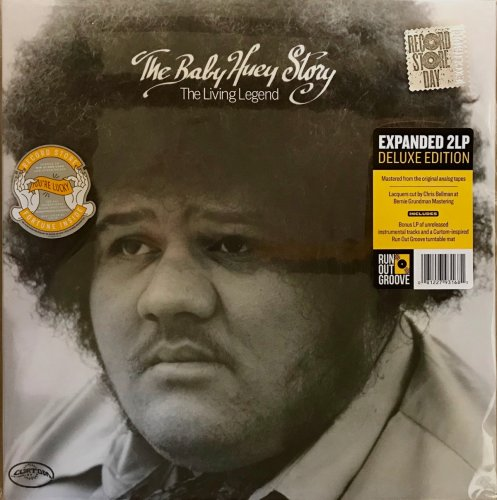 Baby Huey - The Baby Huey Story: The Living Legend (Deluxe Edition) (1971/2018) [Vinyl]