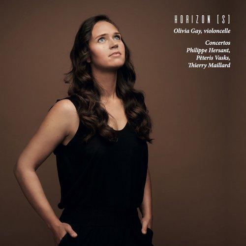 Olivia Gay, Orchestre Pasdeloup & Worlfgang Doerner - Horizon(s) (2018) [Hi-Res]
