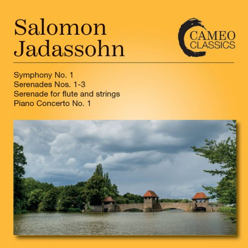 VA - Jadassohn: Orchestral Works (2018)