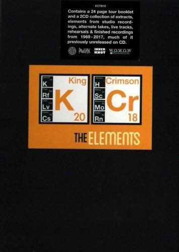 King Crimson - The Elements (2018 Tour Box)
