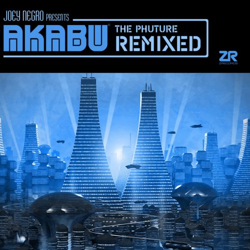 Joey Negro - The Phuture Remixed (2012) FLAC