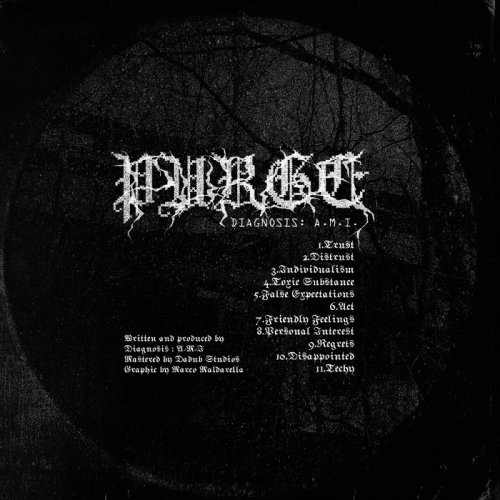 Diagnosis A.M.I. - Purge Album (2018)