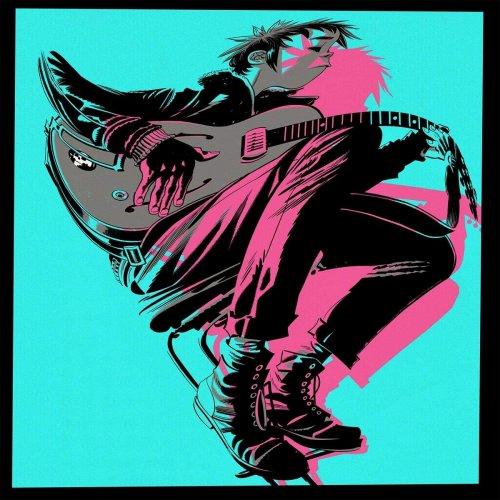Gorillaz - The Now Now (2018) [Hi-Res]