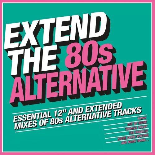 VA - Extend The 80s: Alternative (2018)