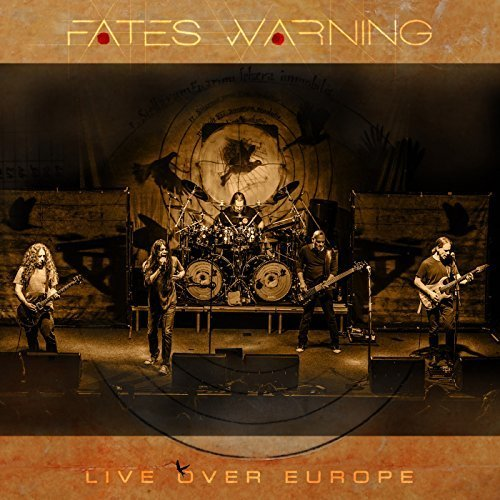 Fates Warning - Live Over Europe (2018)