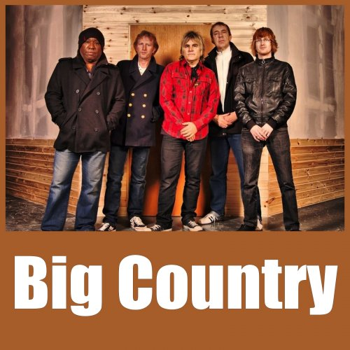 Big Country - Discography (1983-2013)