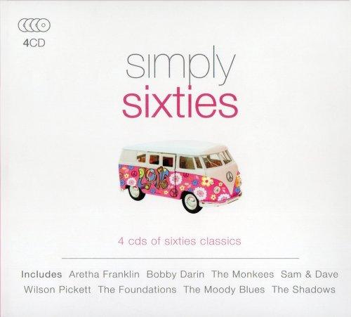 VA - Simply Sixties [4 CD] (2016) Lossless