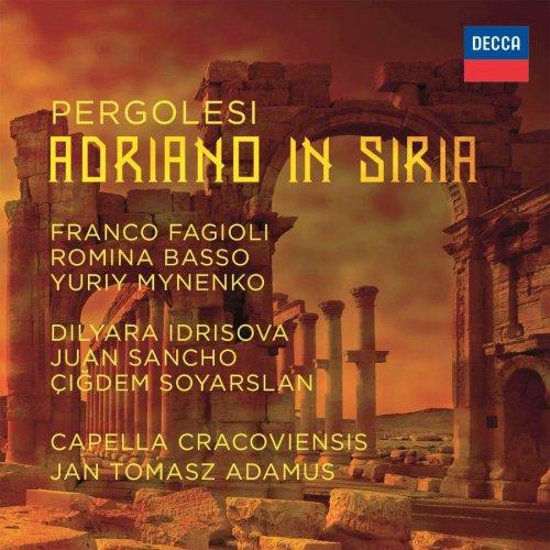 Jan Tomasz Adamus & Capella Cracoviensis - Pergolesi: Adriano in Siria (2016) [Hi-Res]