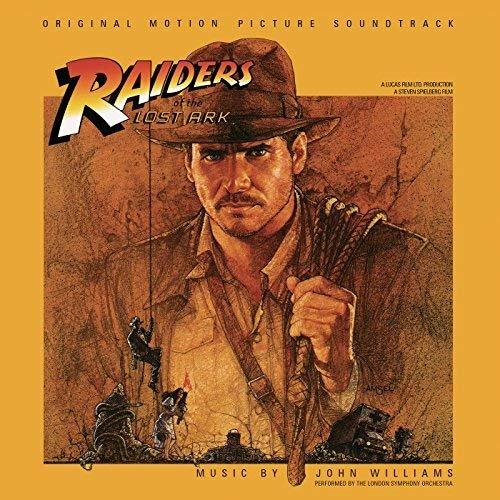 John Williams - Raiders Of The Lost Ark (Original Motion Picture Soundtrack) (1981/2017) Hi Res