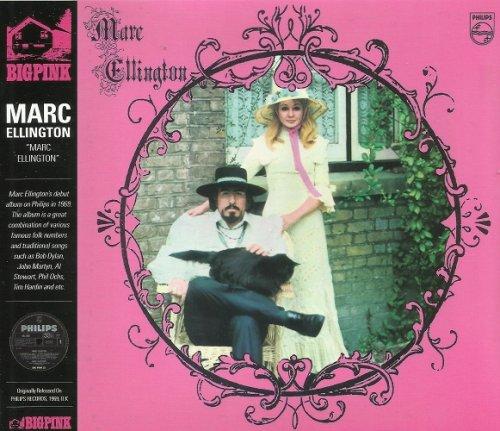 Marc Ellington - Marc Ellington (1969) [2009]